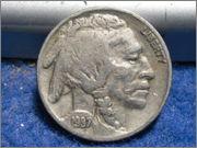 5 Cents. EE.UU. 1937 SAM_2193