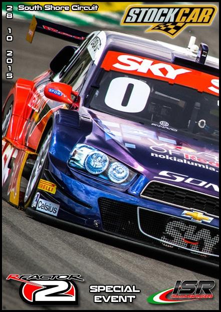 [rF2] Stock Car @ South Shore Loc_Stock