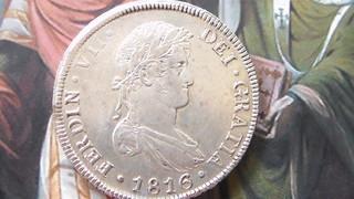 Los 8 Reales de Fernando VII en Guatemala SAM_0999