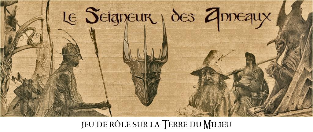 Forum RP : Le Seigneur des Anneaux