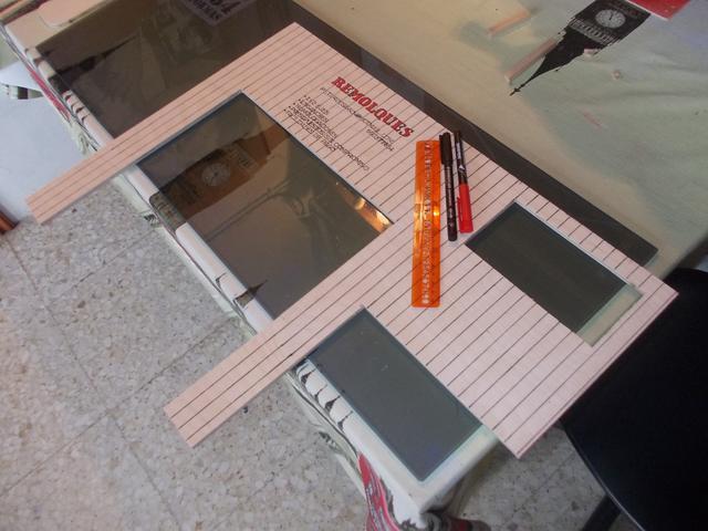 "Diorama: taller mecánico ""de toda la vida"" escala 1/10 DSCN4640"