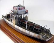 NARROW GAUGE FERRY 1/87 ARTITEC P6130039