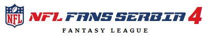 NFL Fantasy League 4 Fantasy_liga_4_logo