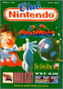"Magazine ""Club Nintendo"" 1995_Edition_1"