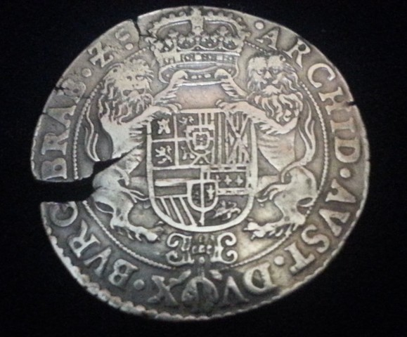 Mi primer Ducaton - Felipe IV  1634 Amberes Ducaton_1634_felipe_IV_amberes_rev