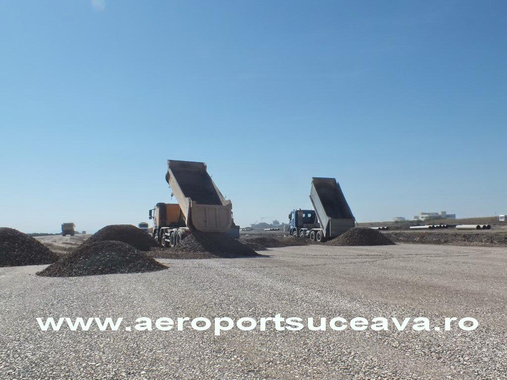 AEROPORTUL SUCEAVA (STEFAN CEL MARE) - Lucrari de modernizare - Pagina 2 DSCF8326