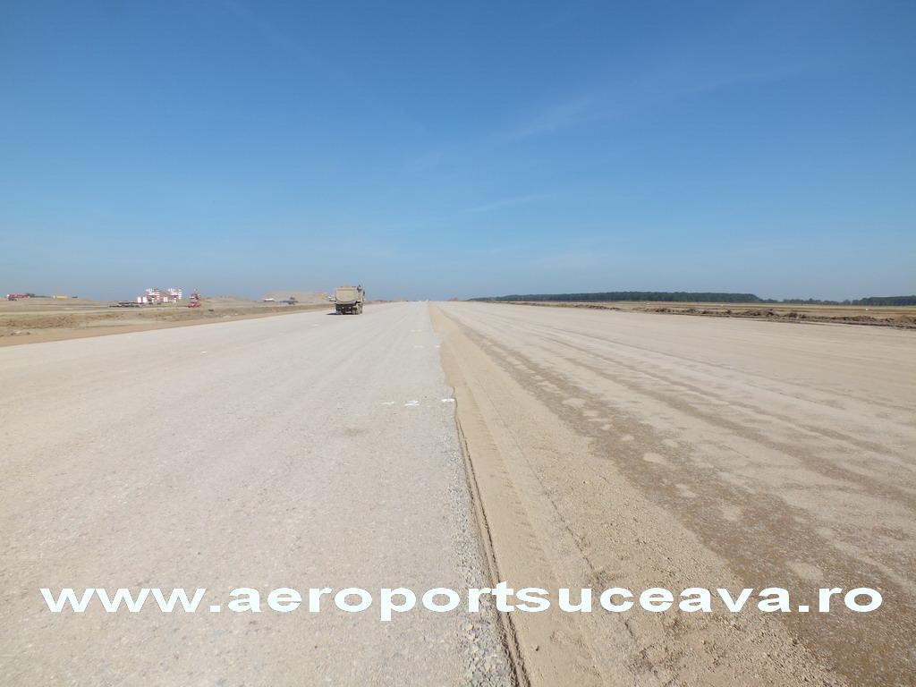 AEROPORTUL SUCEAVA (STEFAN CEL MARE) - Lucrari de modernizare - Pagina 2 DSCF8303