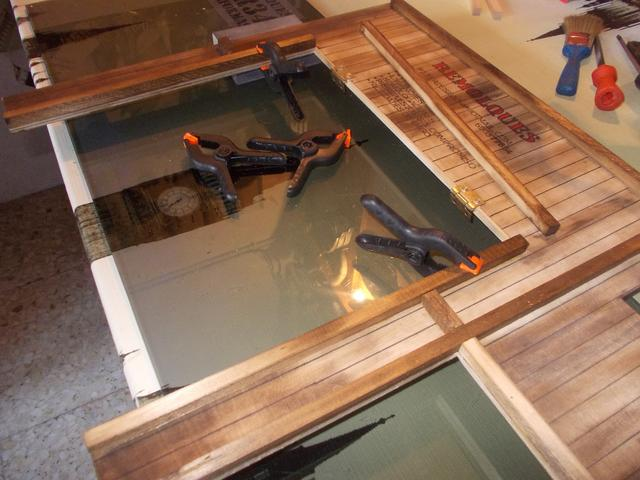 "Diorama: taller mecánico ""de toda la vida"" escala 1/10 DSCN4656"