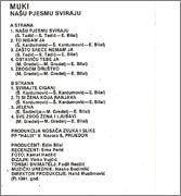 Muhamed Muki Gredelj - Diskografija  1991_z