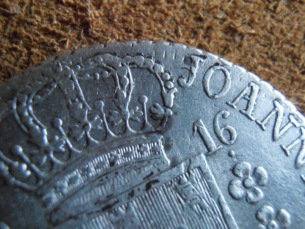 reis -  960 reis  del 1816 Juan VI P5090029
