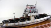 NARROW GAUGE FERRY 1/87 ARTITEC P6130037
