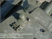 """Советский средний танк Т-34, завод № 183, III квартал 1942 года, музей """"Линия Сталина"""", Псковская область 34_183_070"""