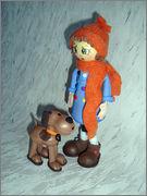 Куклы из фоамирана. DSC09290