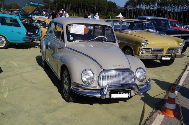 Veteran Car Club a Florianopolis DKW