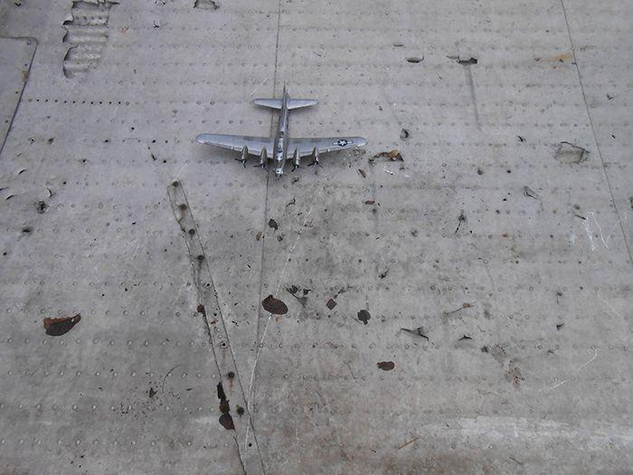 Do Božića B-17G, Academy, 1/72 DSCN3267