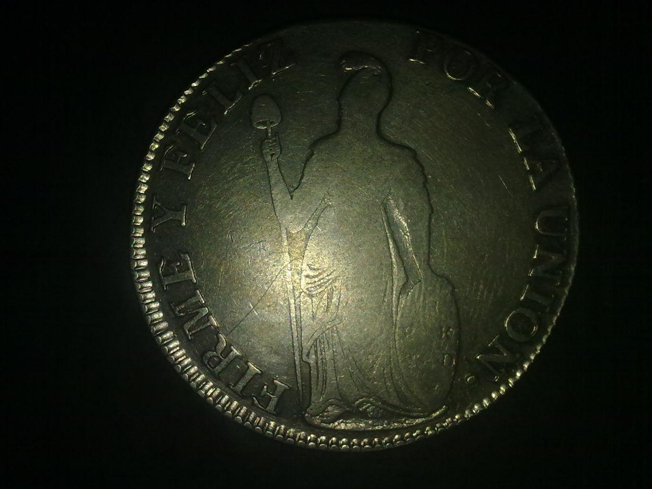 Moneda de 4 reales Peru 1836 X_004