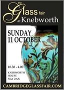 UK -*The Glass Fair @ Knebworth - Sunday 11th October* K2flyerforweb