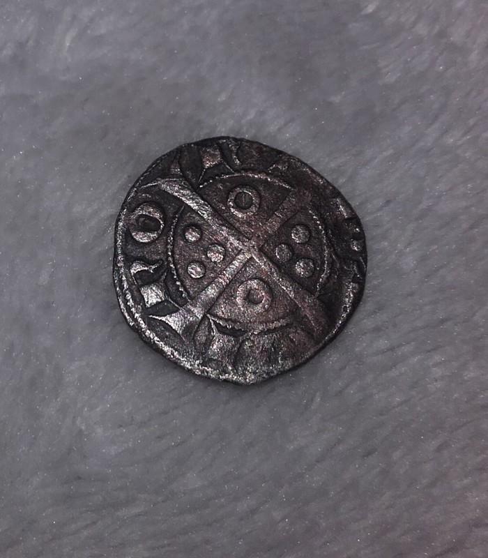Dinero de Jaime II de Aragon, II de Barcelona 1291-1327 Barcelona  20170306_191929