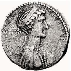 50 piastras. Egipto. Cleopatra. Cleopatra1a