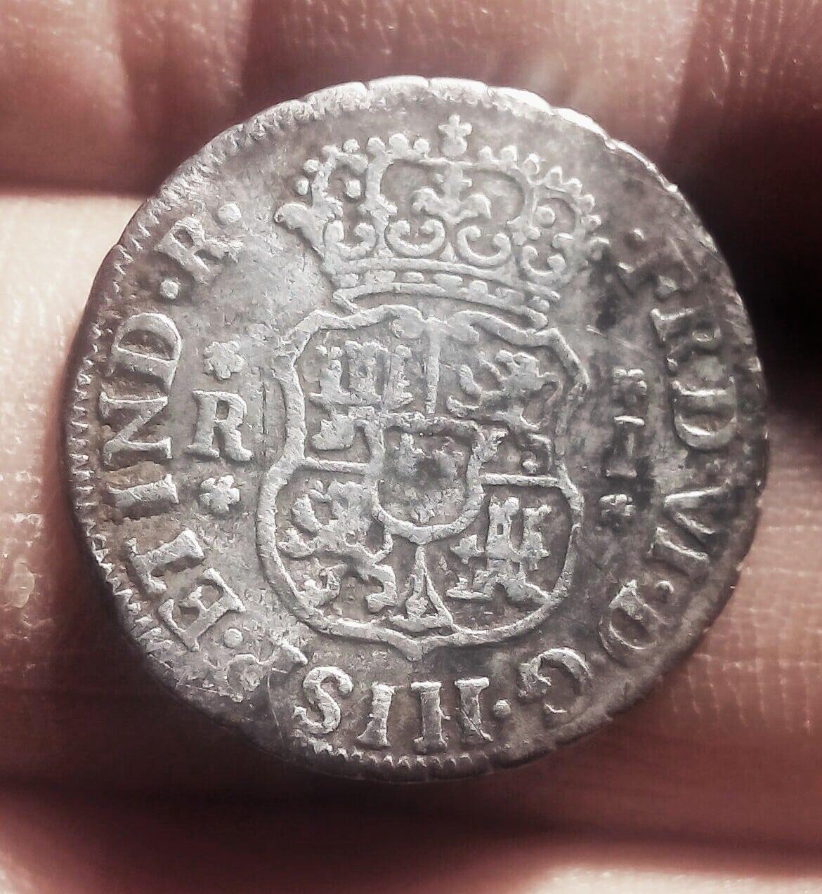 1 real columnario 1757. Fernando VI. Lima IMG_20150907_100929