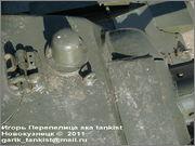 """Советский средний танк Т-34, завод № 183, III квартал 1942 года, музей """"Линия Сталина"""", Псковская область 34_183_071"""