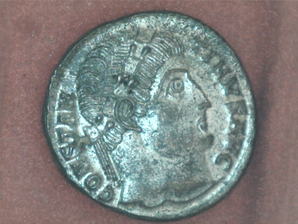 AE3 de Constantino I. PROVIDENTIAE AVGG. Antioquia 2320