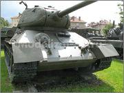 Советский средний танк Т-34-85, производства завода № 112,  Военно-исторический музей, София, Болгария 34_85_001