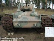 Советский тяжелый танк КВ-1, ЛКЗ, июль 1941г., Panssarimuseo, Parola, Finland  -1_-204