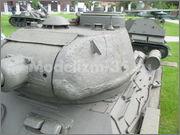 Советский средний танк Т-34-85, производства завода № 112,  Военно-исторический музей, София, Болгария 34_85_117