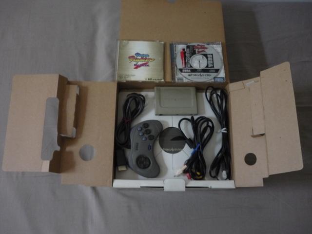 [VDS/TROC] Saturn et Dreamcast Jap jeux P1040087