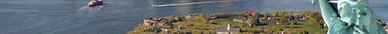 Governor Island, Statue de la liberté