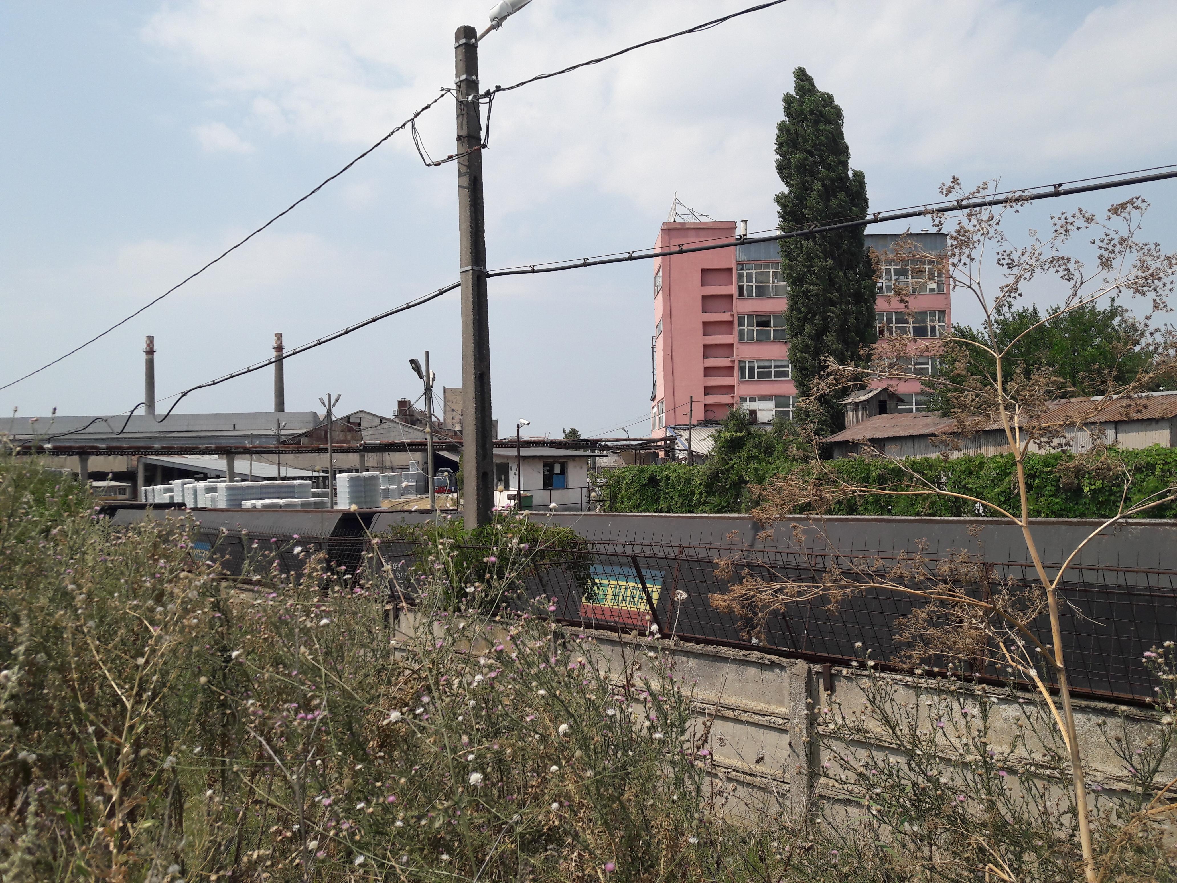 Linii industriale in Bucuresti! 20170808_130920