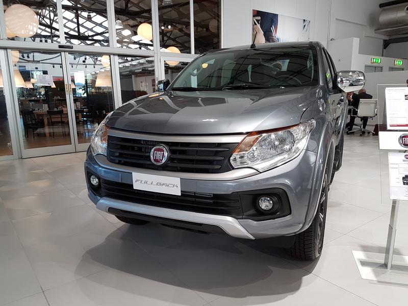 Fiat Fullback, nuovo pickup in casa FCA - Pagina 4 20170419_120438
