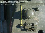 """Советский средний танк Т-34, завод № 183, III квартал 1942 года, музей """"Линия Сталина"""", Псковская область 34_183_073"""