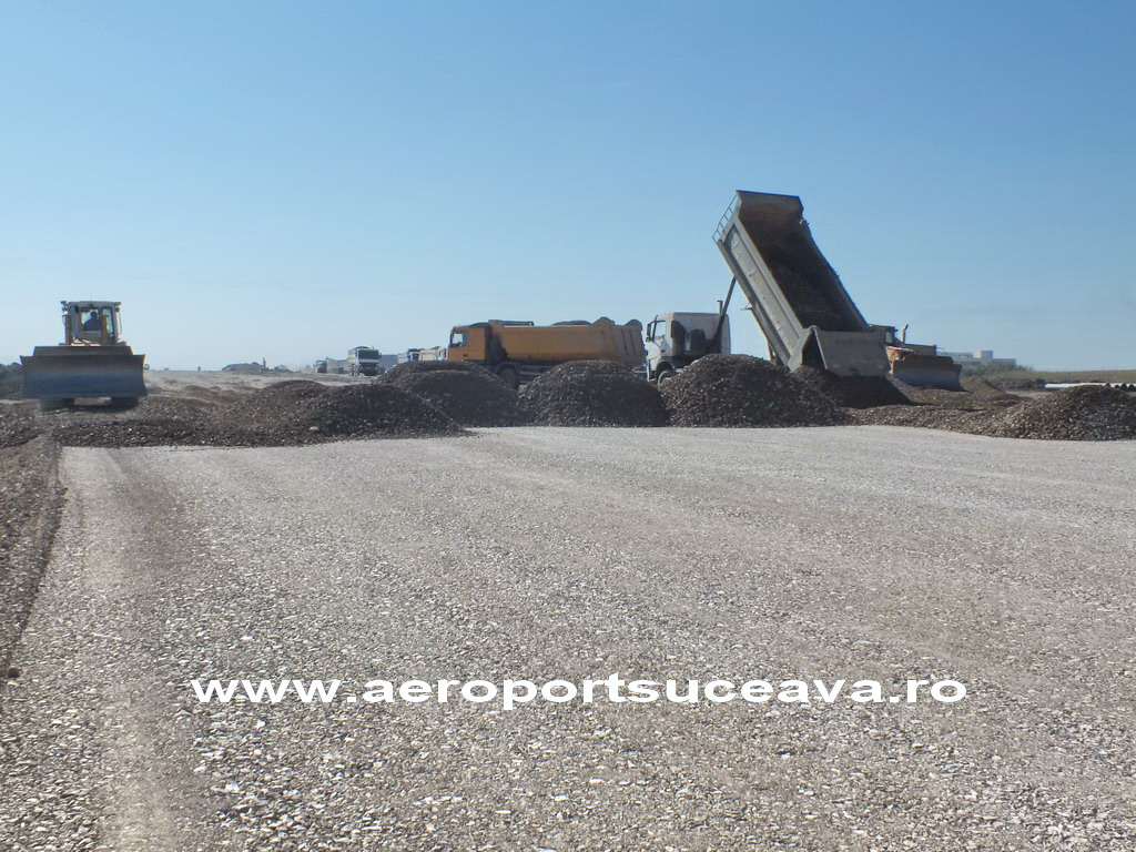 AEROPORTUL SUCEAVA (STEFAN CEL MARE) - Lucrari de modernizare - Pagina 2 DSCF8323
