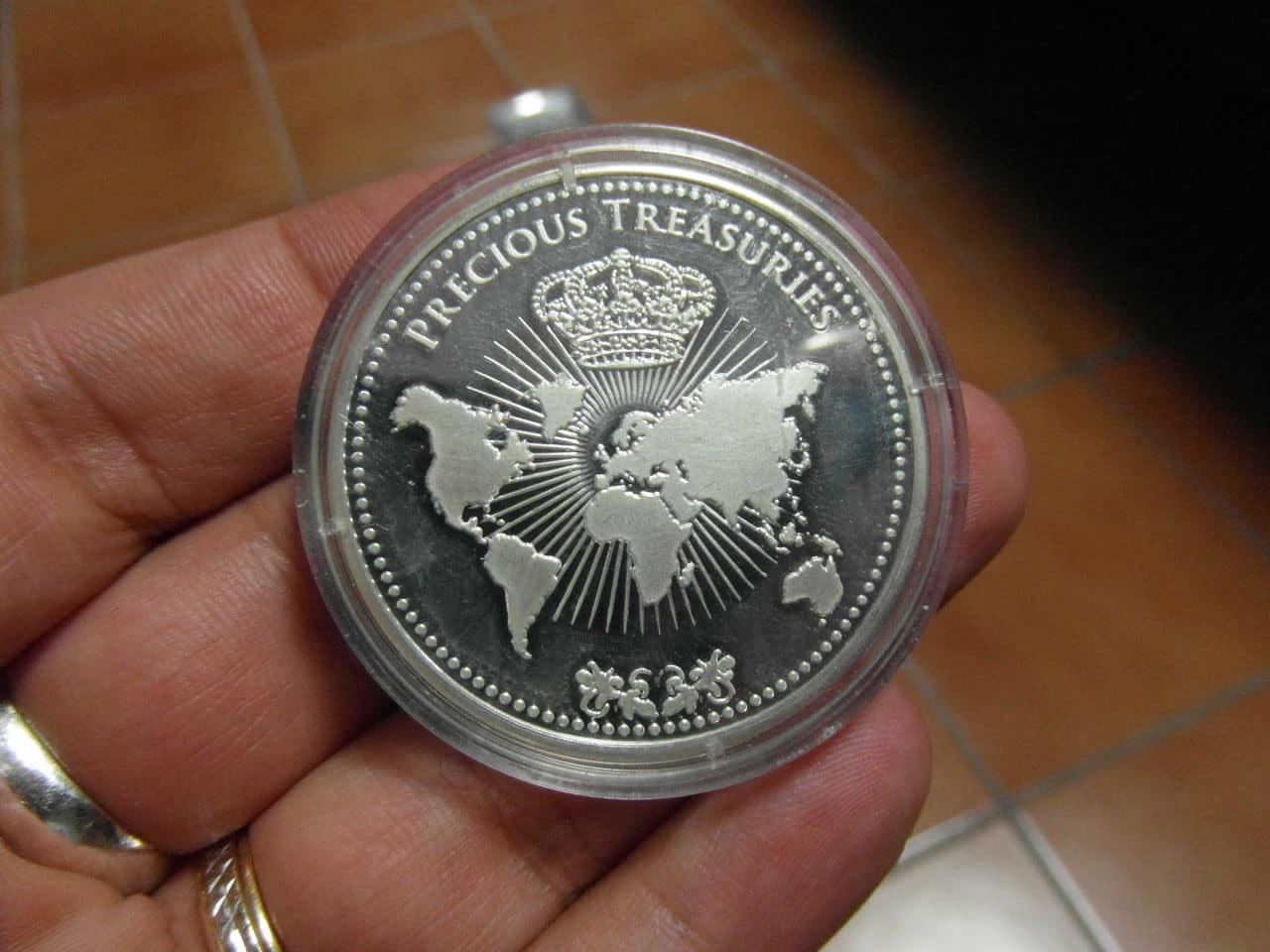 Medalla del Vaticano. SAM_0609