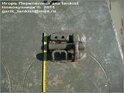 """Советский средний танк Т-34, завод № 183, III квартал 1942 года, музей """"Линия Сталина"""", Псковская область 34_183_060"""