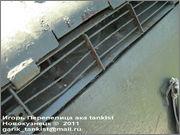"""Советский средний танк Т-34, завод № 183, III квартал 1942 года, музей """"Линия Сталина"""", Псковская область 34_183_076"""