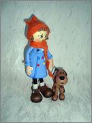 Куклы из фоамирана. DSC09287