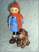 Куклы из фоамирана. DSC09286
