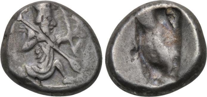 Siclo aqueménida de Jerjes I a Dario III Image