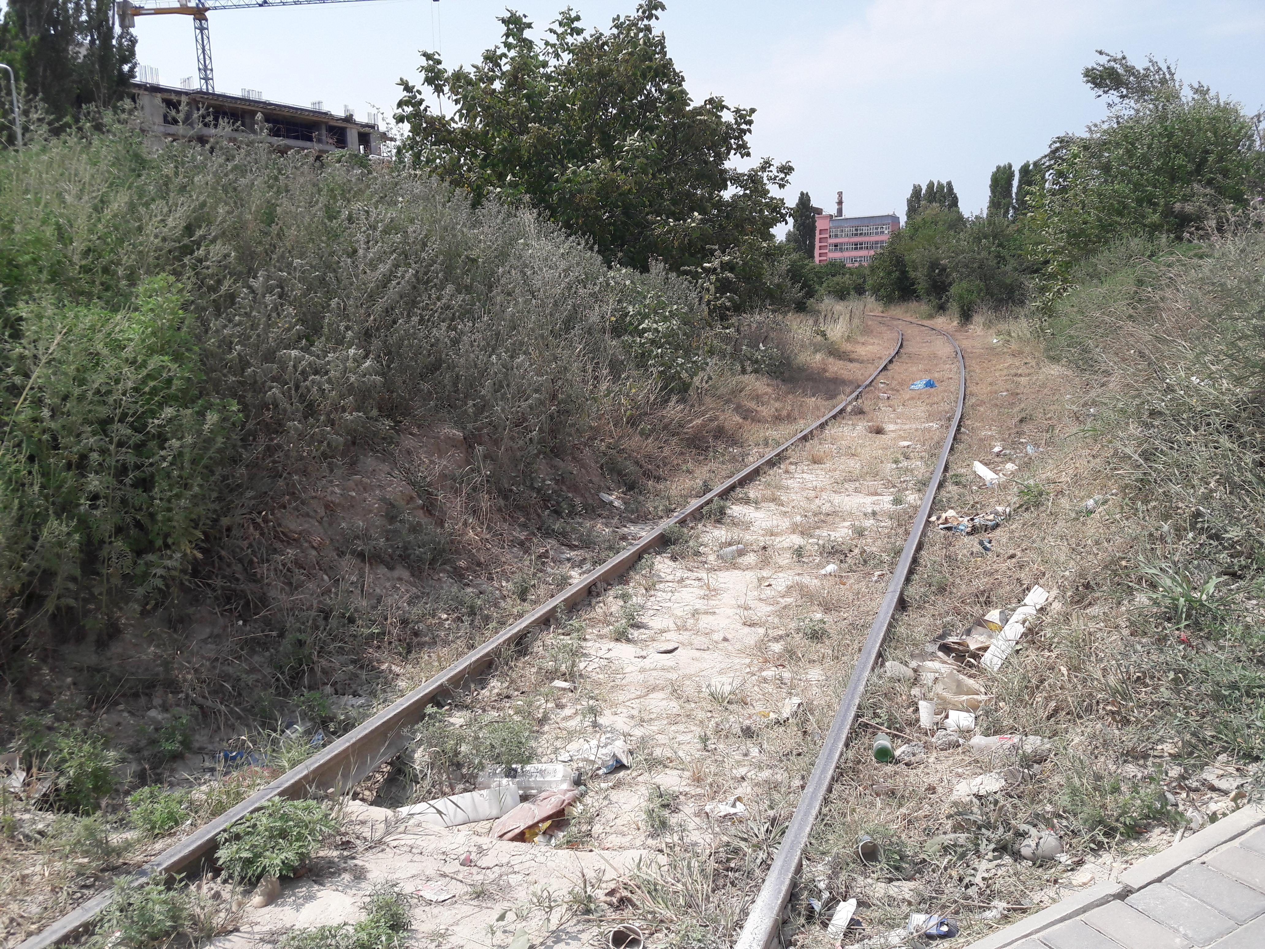 Linii industriale in Bucuresti! 20170808_131420