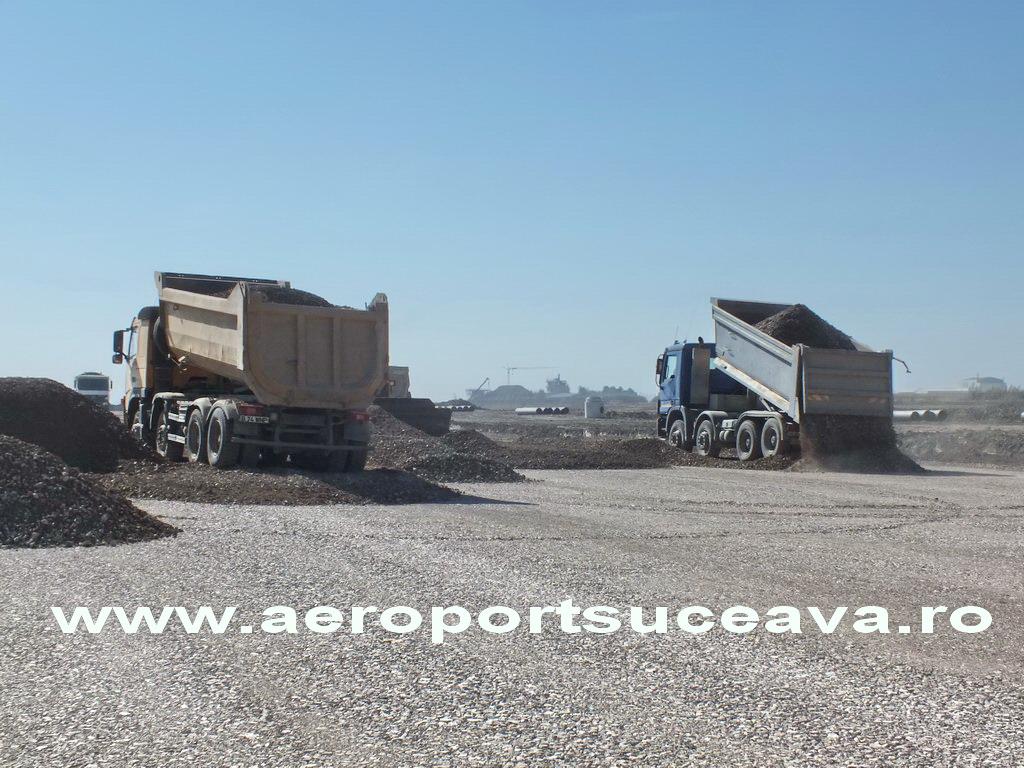 AEROPORTUL SUCEAVA (STEFAN CEL MARE) - Lucrari de modernizare - Pagina 2 DSCF8324
