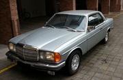 W123 - 280C 1978 Coupé - R$ 48.000,00 280c