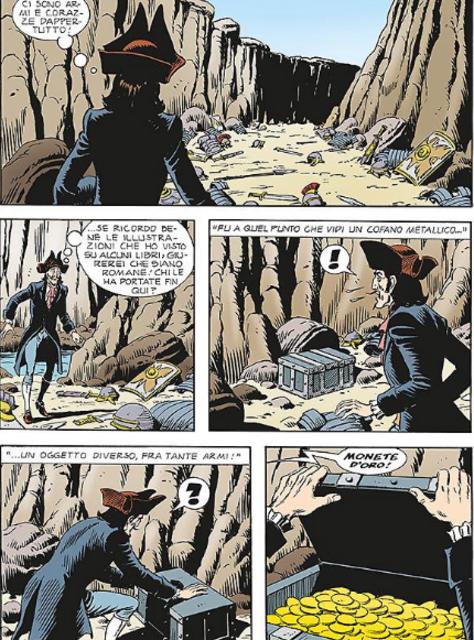 Il ritorno di Digging Bill (n.540/541/542) Digging