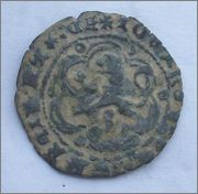 Blanca de Juan II. (1406-1451). Burgos. 102_1225