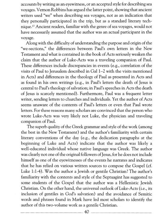 Introduction aux évangiles Image