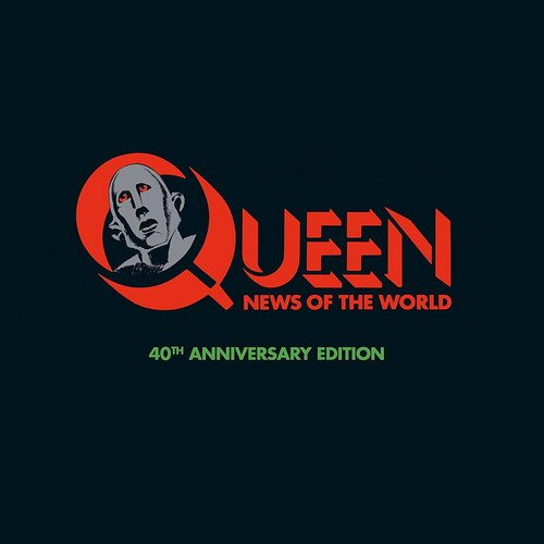 Queen – News Of The World (40th Anniversary Super Deluxe Edition) (201 Image