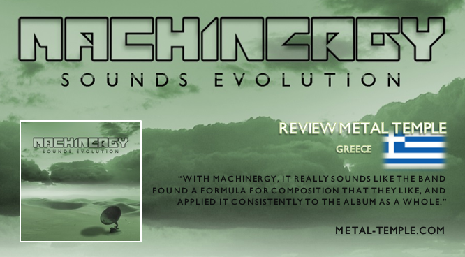 "MACHINERGY ""Sounds Evolution"" 2014 Review_metal_temple"