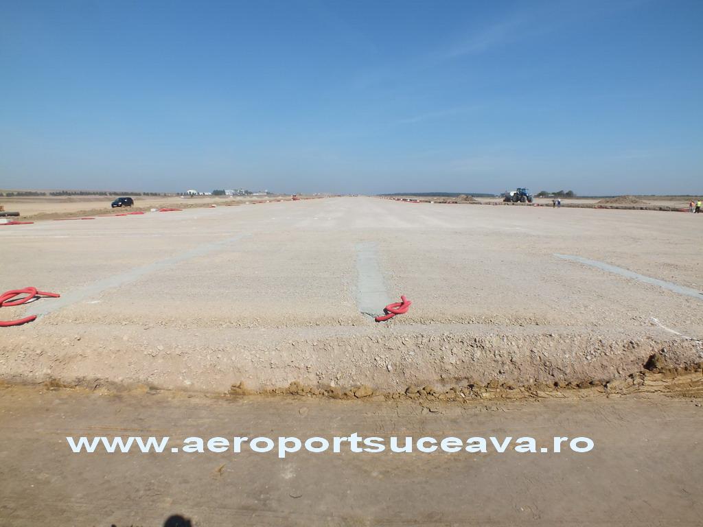 AEROPORTUL SUCEAVA (STEFAN CEL MARE) - Lucrari de modernizare - Pagina 2 DSCF8309